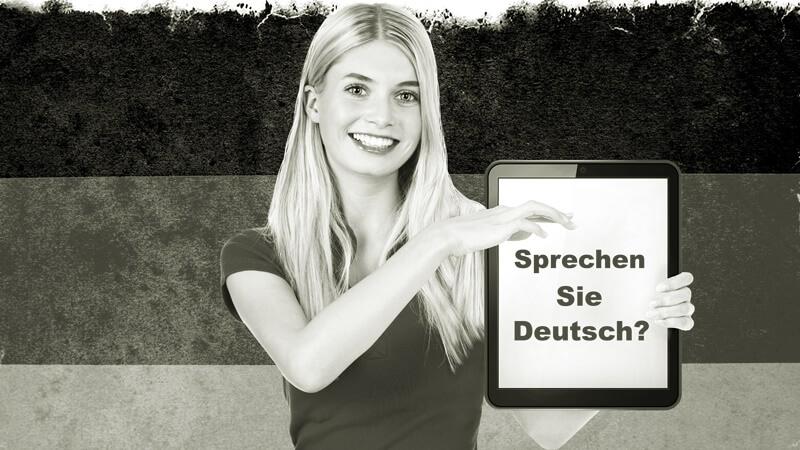nauka mówienia po niemiecku