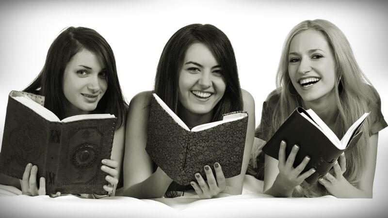 wypożyczalnia lektur w języku angielskim i niemieckim
